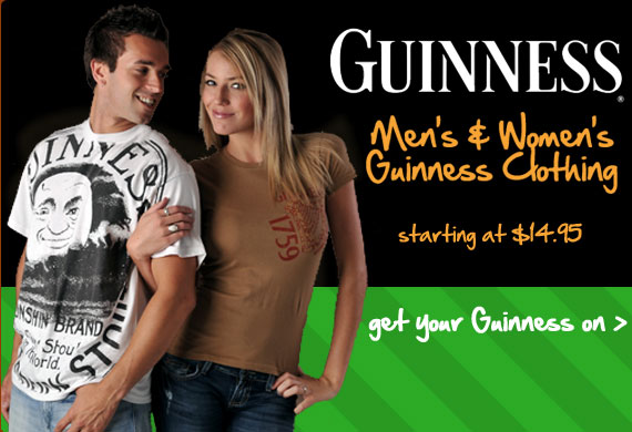 Guinness Merchandise and Products